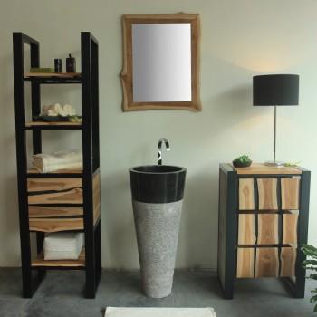 m bel waschbecken und wohn accessoires online kaufen bei wohnfreuden. Black Bedroom Furniture Sets. Home Design Ideas