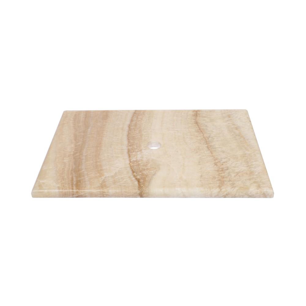 onyx waschtisch platte 80x52x2 5cm bei wohnfreuden kaufen. Black Bedroom Furniture Sets. Home Design Ideas