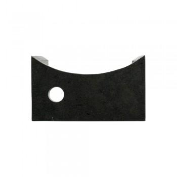 armaturen wandhalterung f r waschtischs ulen schwarz. Black Bedroom Furniture Sets. Home Design Ideas