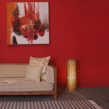 kupfer lampenschirm jokar gr e l gold 50x50x80 cm. Black Bedroom Furniture Sets. Home Design Ideas