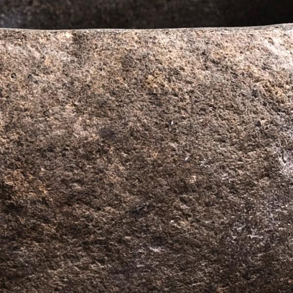 Flussstein Waschbecken Erfahrung : Flu?stein waschbecken cm innen poliert bei wohnfreuden kaufen