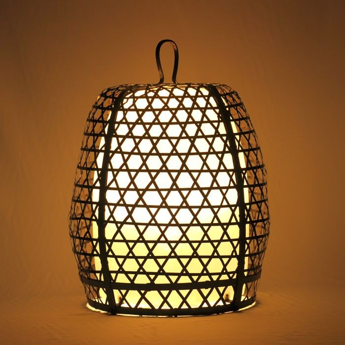 Lampe chickencage 60 cm for Lampen 60 cm