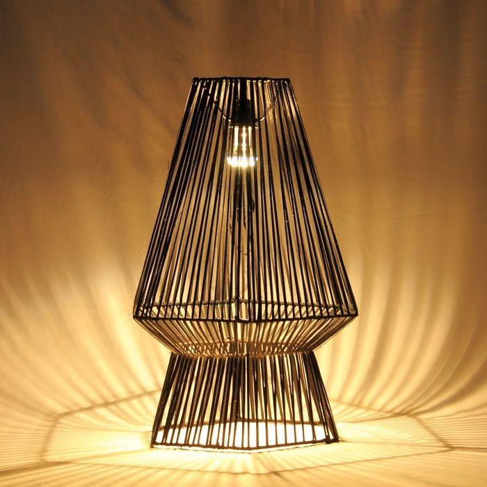 wohnzimmer stehlampe preisvergleich:Rattan Stehlampe Preis & Vergleich ...