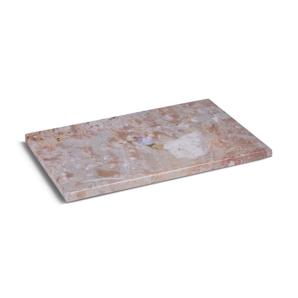 marmor waschtisch platte zen rot 60x40x3cm bei. Black Bedroom Furniture Sets. Home Design Ideas
